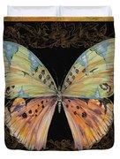 Butterfly Treasure-sofia Duvet Cover