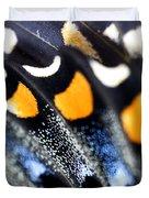 Butterfly Wings Duvet Cover