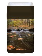 Buttermilk Falls Duvet Cover