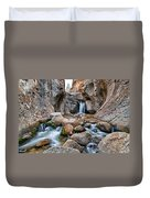 Buttermilks Waterfall Duvet Cover