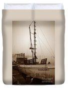 Buy Boat Margaret Duvet Cover
