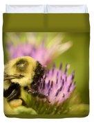 Buzzy Bee Duvet Cover