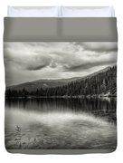 Bw Bear Lake Duvet Cover