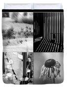 Bw Montage 01 Duvet Cover