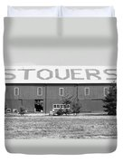 Bw Stovers Farm Market Berrien Springs Michigan Usa Duvet Cover