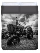 Bwcday4 Tractors Duvet Cover
