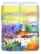 By Teruel Spain 02 Duvet Cover