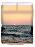 Come Down To The Sea To See The Wonder  Duvet Cover