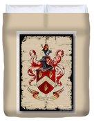 Byrne Coat Of Arms Duvet Cover