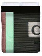 C  Duvet Cover