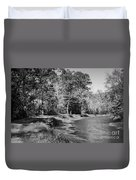 Chesapeake And Ohio Canal And Towpath Duvet Cover
