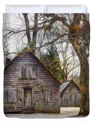 Cabin Dream Duvet Cover