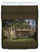 Cabin In The Wood Duvet Cover