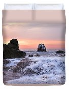 Cabo Sunrise Duvet Cover