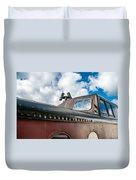 Caboose Roof Duvet Cover