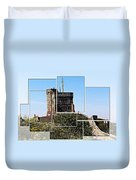 Cabot Tower Montage Duvet Cover