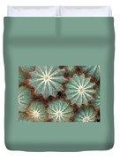 Cactus Family 2 Duvet Cover