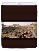 Cactus Paradise Duvet Cover