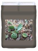 Cactus Pile Duvet Cover
