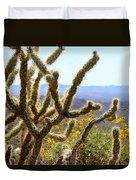 Cactus View Duvet Cover
