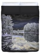 Caddo Lake II Duvet Cover