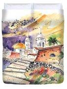 Cadiz Spain 01 Duvet Cover