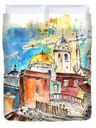 Cadiz Spain 02 Duvet Cover