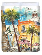 Cadiz Spain 04 Duvet Cover