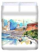 Cadiz Spain 11 Duvet Cover