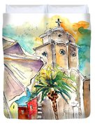 Cadiz Spain 12 Duvet Cover