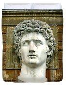 Caesar Augustus Duvet Cover