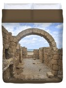 Caesarea The Hippodrome Duvet Cover