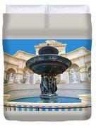 Caesars Fountain Duvet Cover