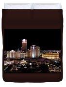 Caesars Palace - Las Vegas Duvet Cover