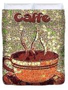 Caffe Duvet Cover