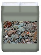 Caged By Barbara Griffin Duvet Cover