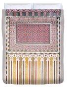 Cairo Decoration Of The El Bordeyny Duvet Cover