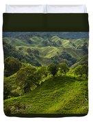 Caizan Hills Duvet Cover