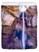 Calf Creek Falls  Duvet Cover