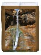 Calf Creek Falls 2 Duvet Cover