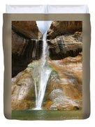 Calf Creek Falls 3 Duvet Cover