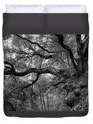 California Black Oak Tree Duvet Cover