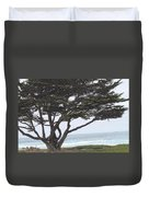 California Coast # 8 Duvet Cover
