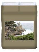 California Coast # 9 Duvet Cover