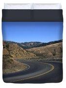 California Curve Duvet Cover