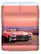 California Dreamin' Duvet Cover by Michael Swanson