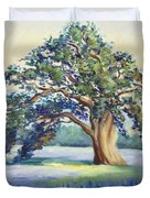 California Oak Duvet Cover