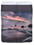 California Pastels Duvet Cover by Adam Jewell