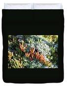 California Seaside Garden Duvet Cover