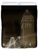 Call Building On Market Street San Francisco California 1902 Duvet Cover